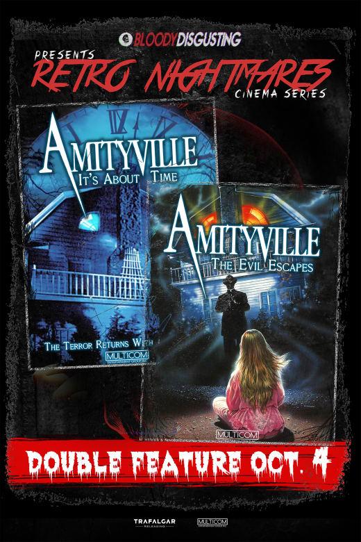 Amityville Dbl Feature-Bloody Disgu