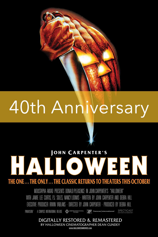 John Carpenter's Halloween 40Th Ann