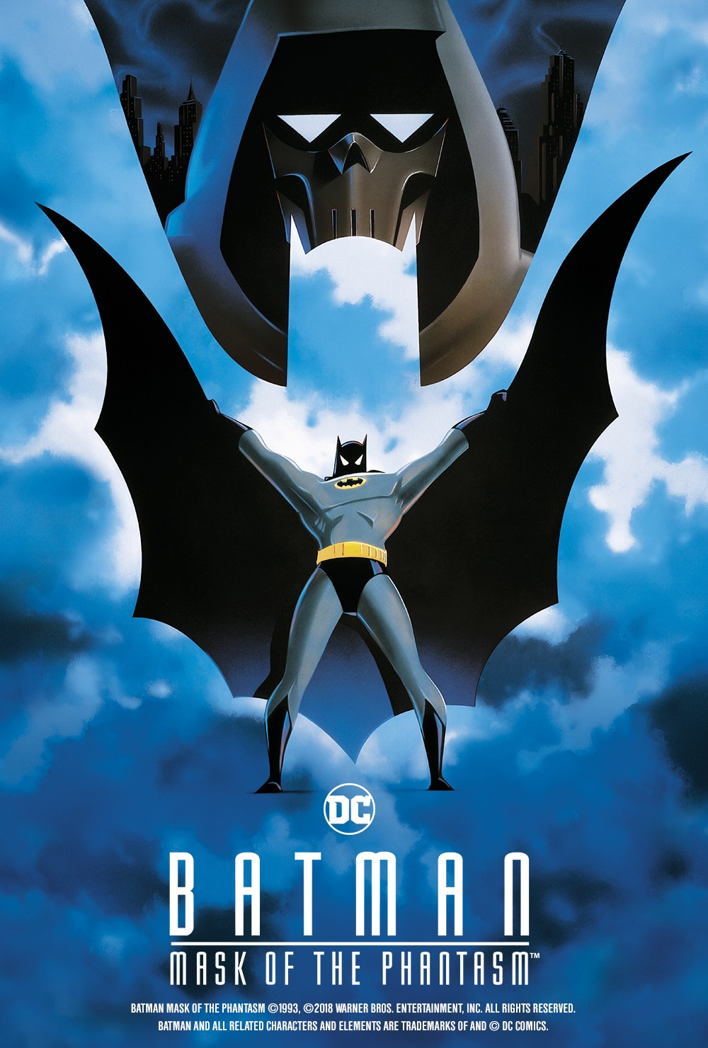 Batman: Mask Of The Phantasm 25Th