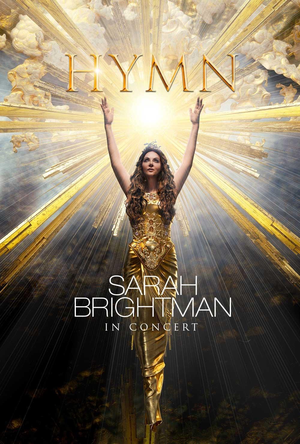 Hymn -Sarah Brightman In Concert