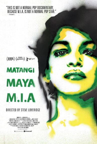Matangi Maya Mia