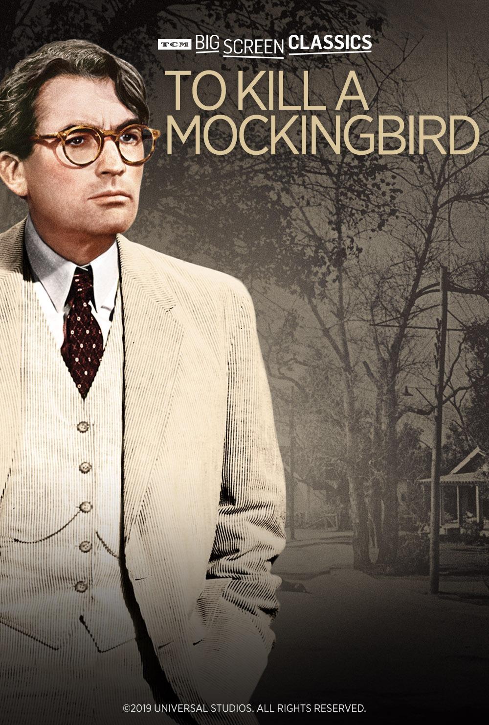 Tcm: To Kill A Mockingbird