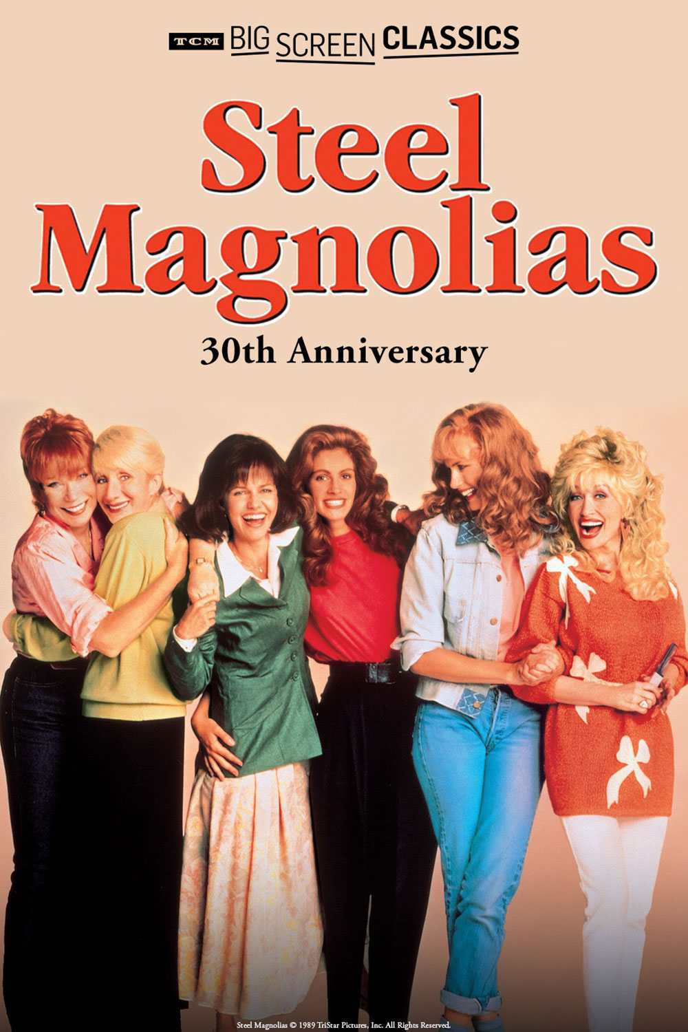 Steel Magnolias 30Th Anniversary (1989) By Tcm
