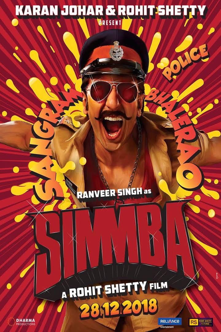 SIMMBA (HINDI)