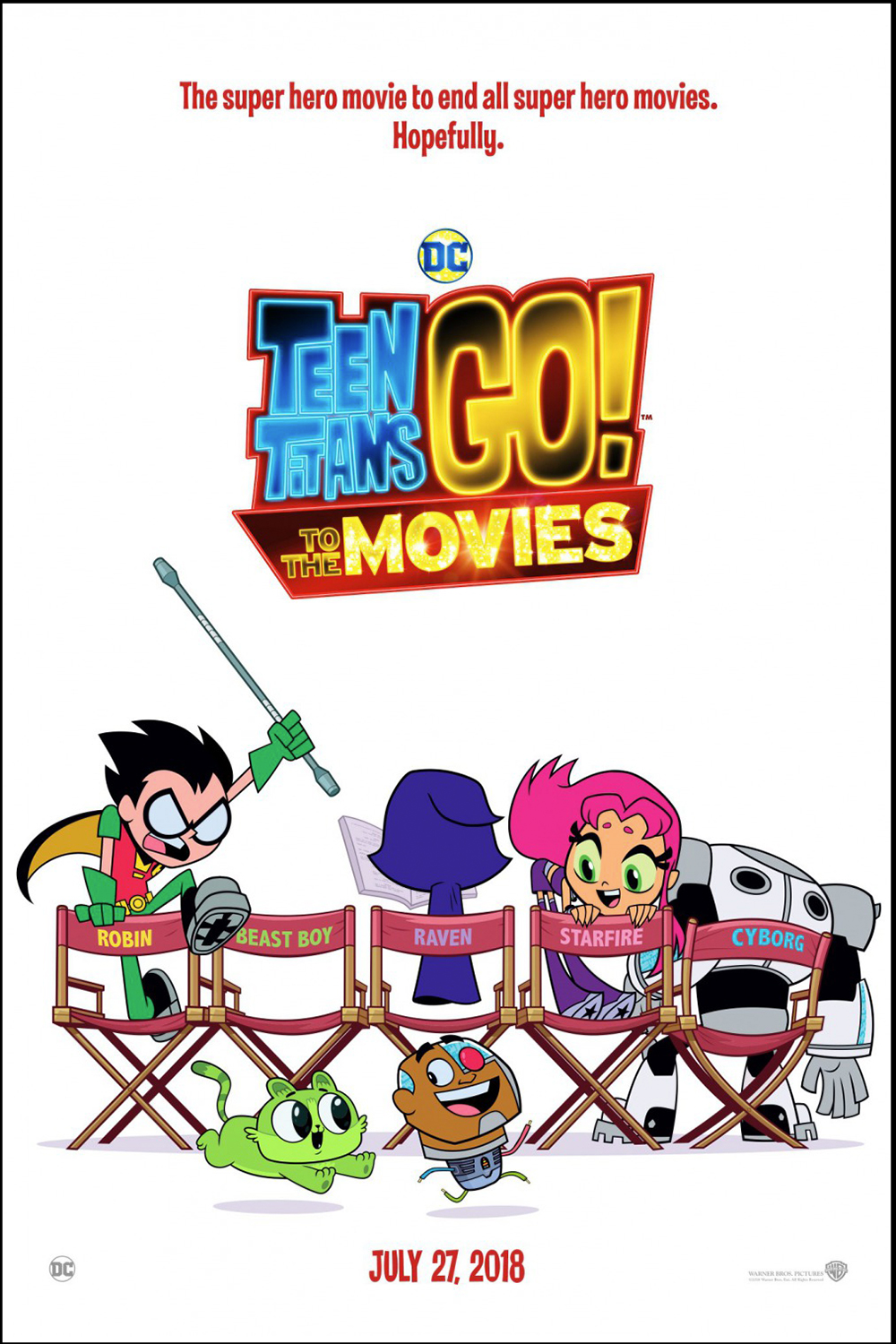 Teen Titans Go! To The Movies-Kd