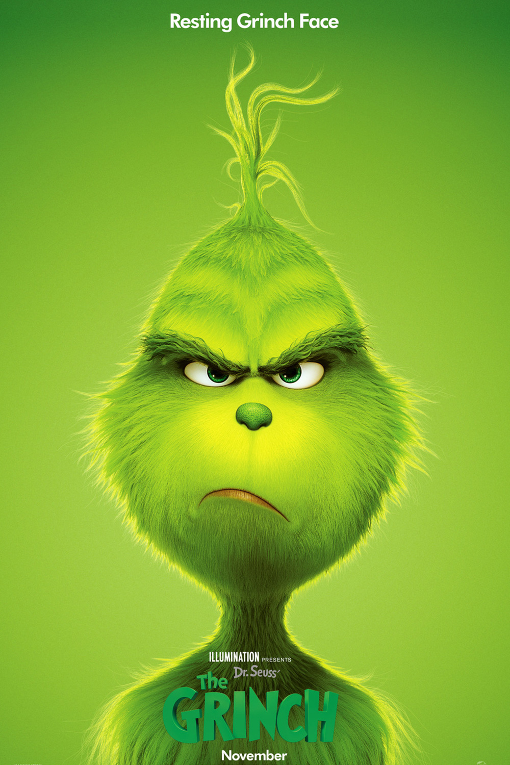 Dr. Seuss' The Grinch-Kd