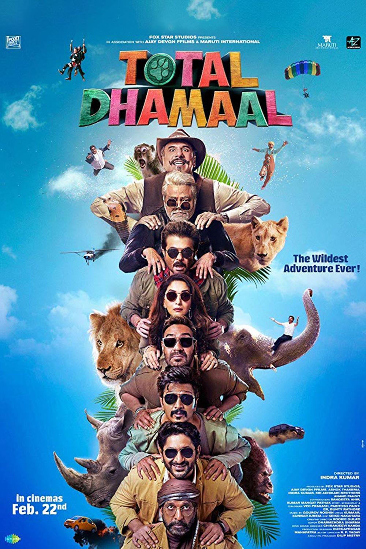 dhamaal hindi movie cinema