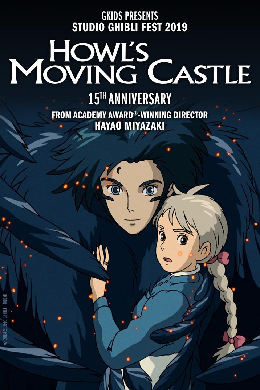 Howl's Moving Castle: Studio Ghibli Fest 2019--Dubbed