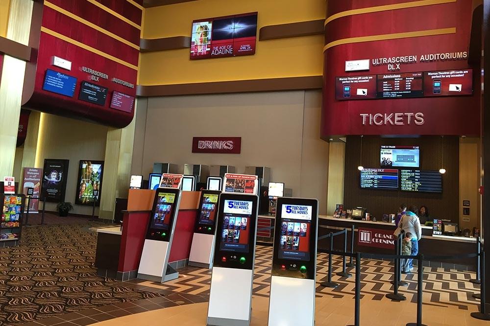 Sun Prairie Movie Theatre | Marcus Theatres