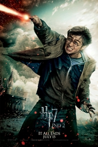 Harry Potter. Pt 2  Deathly Hallow