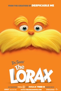 Dr. Seuss' The Lorax-Kd
