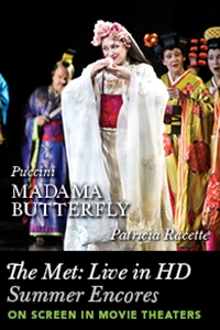 Met Summer: Madame Butterfly