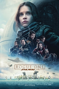 ROGUE ONE…  Good but no better than THE FORCE AWAKENS