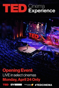 Ted Cinema Experience: Opening Even
