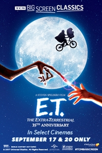 Tcm: E.T. The Extra-Terrestrial