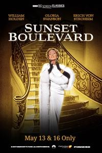 Tcm: Sunset Boulevard