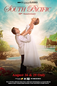 Tcm: South Pacific 60Th Anniversary