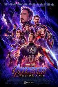 Avengers: Endgame - Re-Release