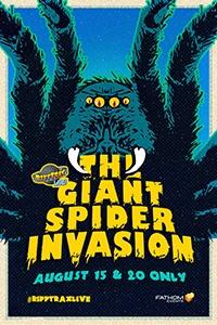 Rifftrax Live Giant Spider Invasion
