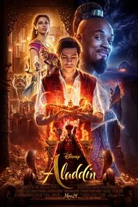 Opening Night Fan Event: Aladdin