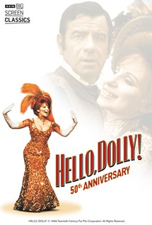 Hello, Dolly! 50th Anniversary (1969) by TCM