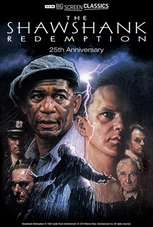 The Shawshank Redemption 25th Anniversary by TCM