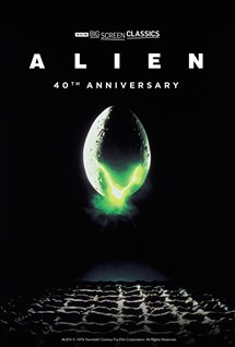 Alien 40th Anniversary by TCM