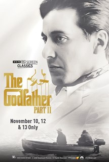 The Godfather: Part II 45th Anniversary by TCM