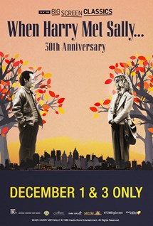 When Harry Met Sally 30th Anniversary by TCM