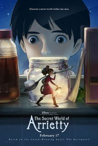 The Secret World of Arrietty - Ghibli Fest 2019