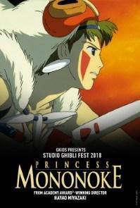 Princess Mononoke - Studio Ghibli Fest 2019