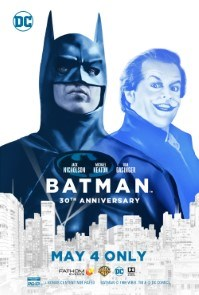 Batman (1989) 30th Anniversary