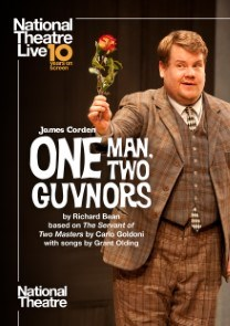 National Theatre: One Man, Two Guvnors Encore