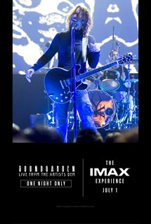 Marcus Theatres | Soundgarden: Live from the Artist's Den