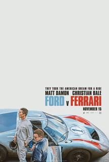 Marcus Theatres Ford V Ferrari