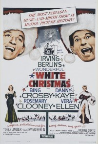 White Christmas In Theaters.Holiday Classics Retro Series