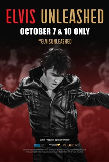 Coming Soon | Elvis Unleashed