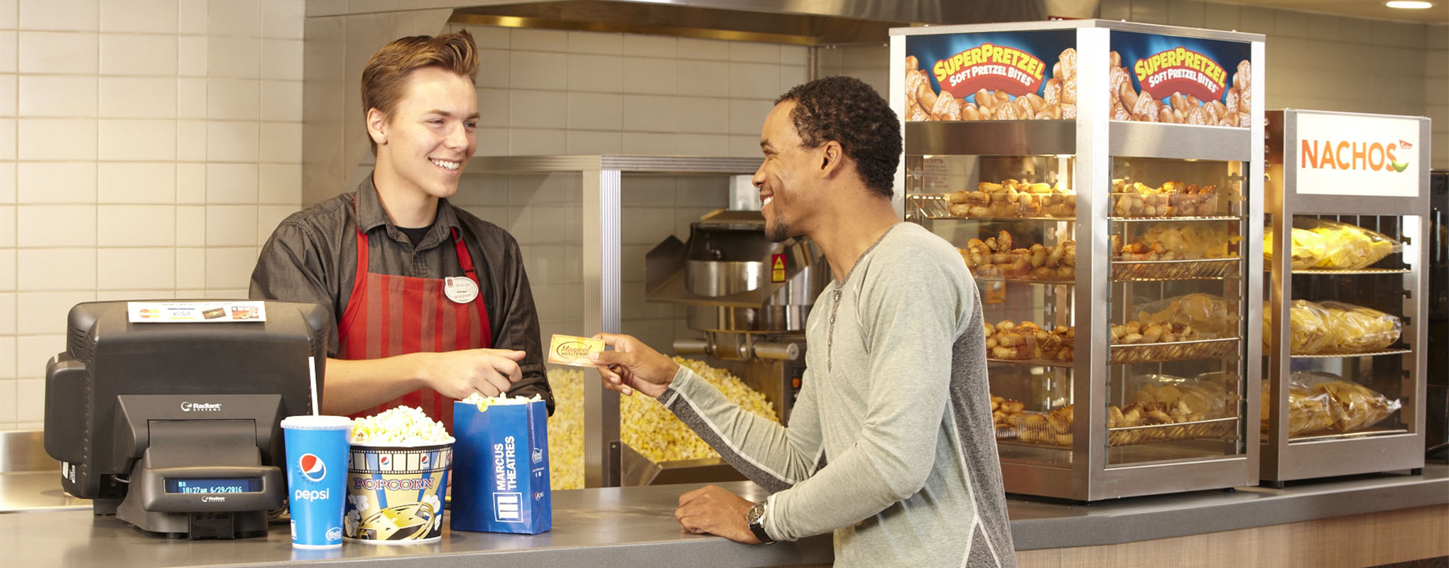 Monthly Magical Movie Rewards Member Concessions Offer