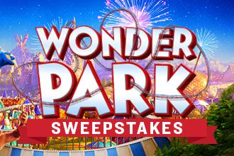 Wonder Park Sweepstakes