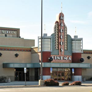 Crosswoods Cinema