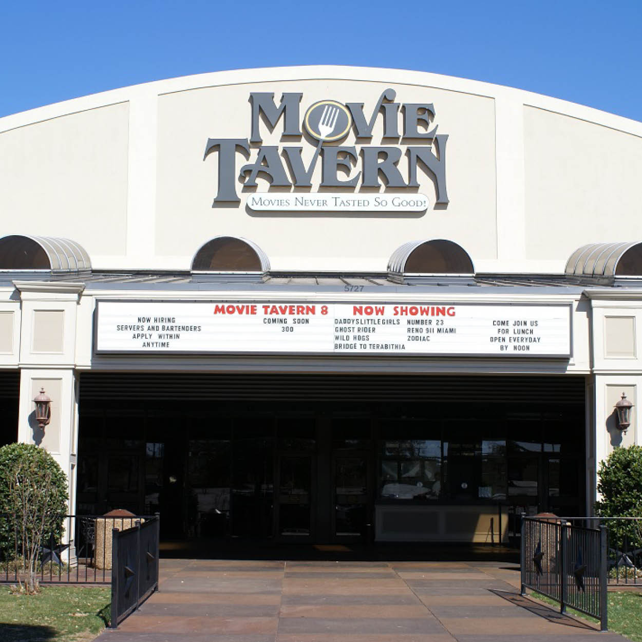 Green Oaks Cinema