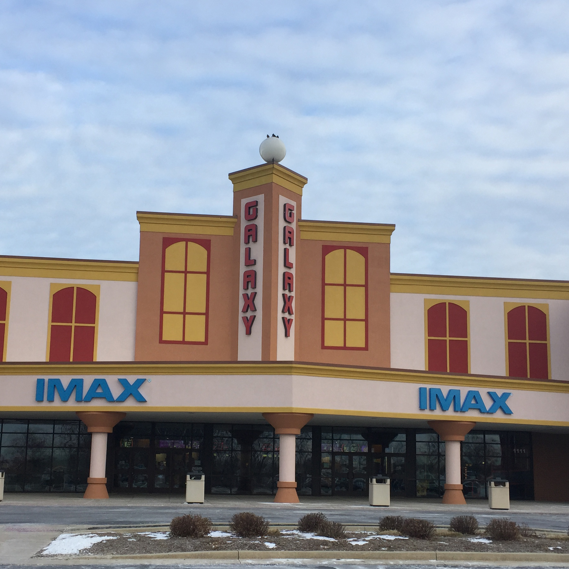 Bloomington Cinema + IMAX