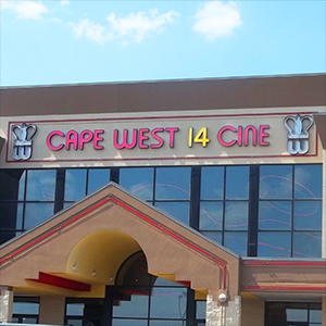 Cape West Cinema