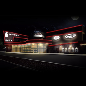 Ronnie's Cinema + IMAX