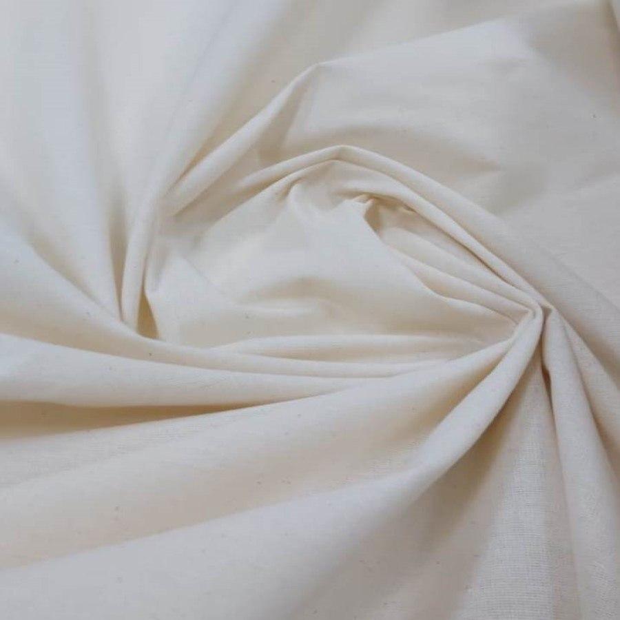 Tecido Algodão Crú Liso 1,60m de Largura