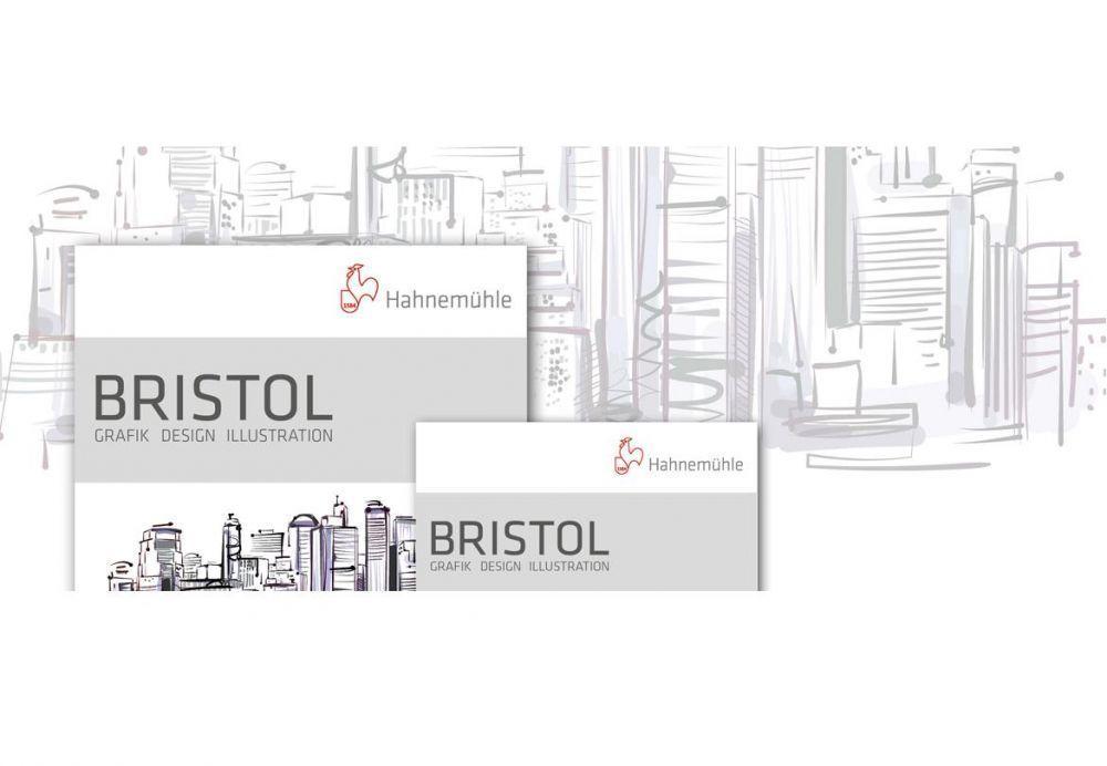 Bloco Hahnemühle Para Esboço Bristol - 250g/m² A3
