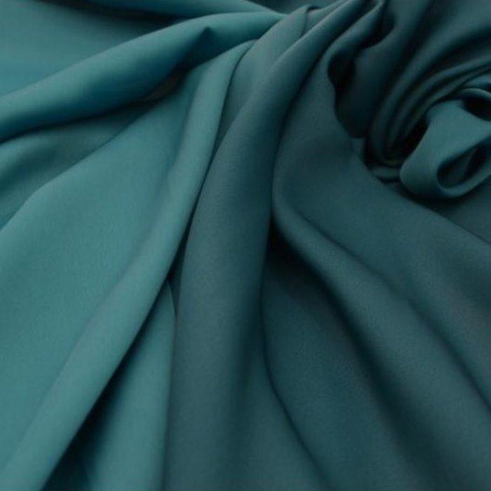 Tecido Cetim Toque de Seda Degradé Verde