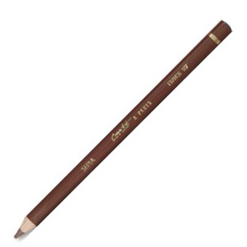 Lápis para Esboço Conté à Paris - Sepia
