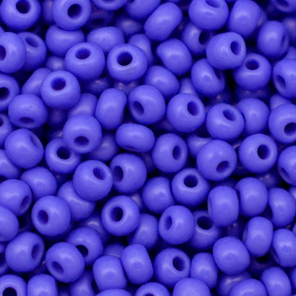 Miçanga Preciosa® Ornela Azul Fosco (33040) 12/0=1,9mm 100 gr