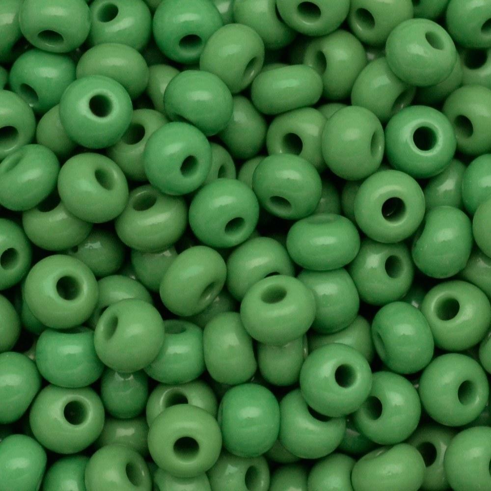 Miçanga Preciosa® Ornela Verde Fosco (53250) 2/0=6,1mm 100 gr